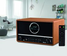 EnVivo 1585 vintage radio/CD-player