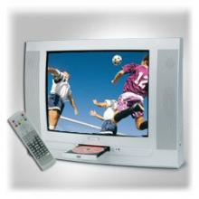 TVDVD5561 TV with DVD player